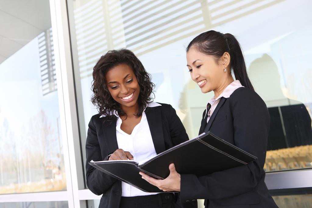business women stocks
